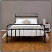 brand new monica modern metal bed frame king single double queen