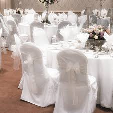 how to make wedding chair covers swatchbox curtains wedding special event fabrics