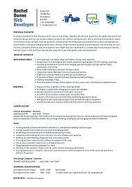 web developer resume resume web developer resume exles web developer resume exles