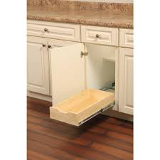 Cabinet Organizers Pull Out Rev A Shelf 25 48 In H X 5 In W X 22 47 In D Pull Out Wood Base