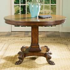 Entrance Tables Furniture Furniture Excellent Pottery Round Foyer Table Marble Top Round