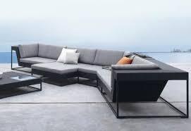 canapé de jardin design mobilier jardin design royal sofa idée de canapé et meuble maison