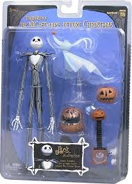 what nightmare before toys did neca make