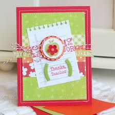 handmade birthday cards for teachers best handmade happy birthday