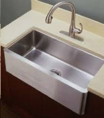 The  Best Stainless Steel Apron Sink Ideas On Pinterest - Apron sink with backsplash