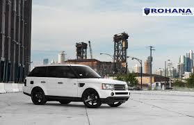 land rover range rover sport matte black milan matte black rims by xo luxury on white range rover sport