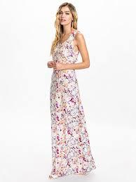 vila toj filoa maxi dress vila pink change kjoler tøj kvinde