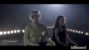 Youtube Chandelier Maddie Ziegler Teaches Sia U0027s