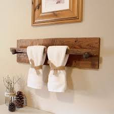 best 25 rustic towel bars ideas on pinterest rustic towel rack