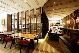 maison tatsuya restaurant by metaphor interior at kota kasablanka