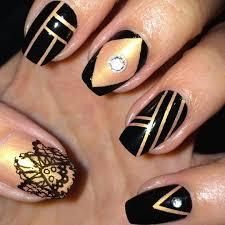 stripe nail design gallery nail art designs