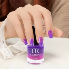 12ml 10 color cr brand temperature change color nail art thermal