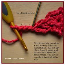 fly the coop crafts poinsettias a crochet tutorial saturday november 9 2013
