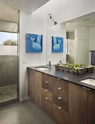 Art For Bathroom Ideas Art Filled Interior Of Beet Residence Ushers In Contemporary Chic