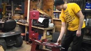 Table Saw Harbor Freight Unboxing And Review Metal Cutting Band Saw Harbor Freight Youtube