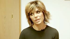 how does lisa rinna cut her hair watch lisa rinna hints at upcoming rhobh feuds the real