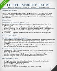 Resume Samples For Internships For College Students by Peaceful Design Resume Templates For College Students 5 Internship