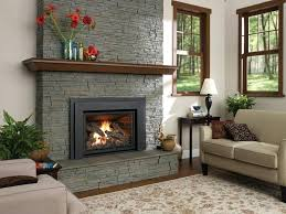 Fireplaces In Homes - fireplace inserts for mobile homes living room with linear