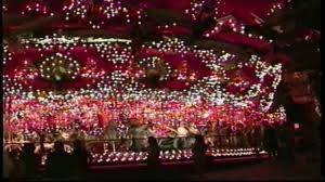 best christmas lights in the world carousel largest in the world with 20 000 lights 182 chandeliers