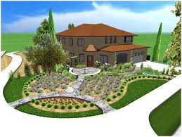 Backyard Landscape Design Software Free by Backyards Beautiful Backyard Landscape Plans Backyard