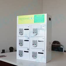 phone charger station self service high security fast charging multi usb charger station