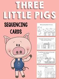 pigs printables crafts