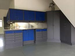 Kitchen Cabinets In Garage Garage Makeover Ideas Garage Living