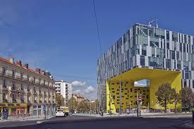 metro bureau etienne la cite des affaires etienne by manuelle gautrand architecture