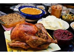 which morris county restaurants are open on thanksgiving