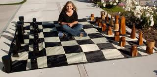 chess styles unusual styles of giant chess sets megachess