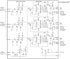 sequential flasher led and light circuit diagram