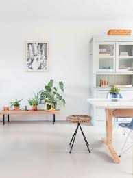 all white home interiors all white interior filled with mid century modern furniture digsdigs