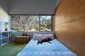 Solar Passive Floor Plans Australia Solar Powered Bush House Exemplifies Chic Eco Friendly Living In