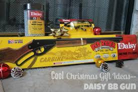 a cool christmas gift idea daisy red ryder bb gun