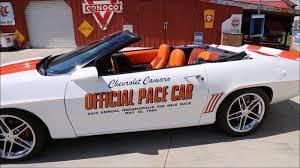 69 camaro pace car 1996 chevy camaro pace car 1969 clone