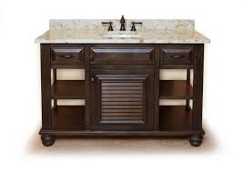 Open Bathroom Vanity by Bathroom Vanities Stone Creek Furniture