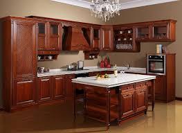 cuisine en bois design caisson cuisine bois meuble bas de cuisine en bois gris l 90 cm