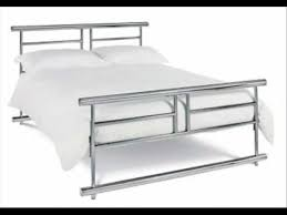 Bed Frame Metal Metal Bed Frames Bed Frames Metal Bedsteads Youtube