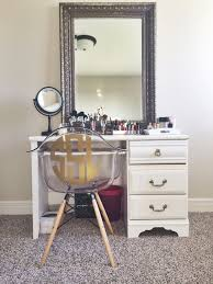 Makeup Table Table Makeup Rossetto Diamond Dressing Table Furniture Ideas