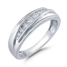 wedding diamond men s wedding bands men s wedding rings sears