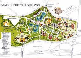 St Louis Map Usa by And Everything Else Too St Louis Zoo U002768