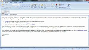 outlook mail templates cerescoffee co