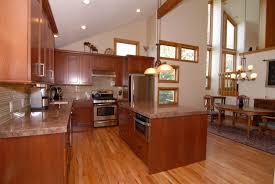 kitchen design u shaped kitchen with breakfast nook ge 1 1 cu ft