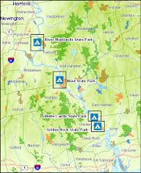 Connecticut National Parks images Deep river camping information ct state parks and forests gif