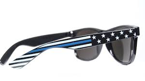 Flag Sunglasses Thin Blue Line American Flag Sunglasses Youtube