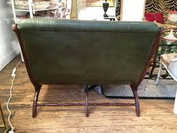 Vintage Settees For Sale Furniture Vintage Settee For Sale Antique Loveseat Tufted