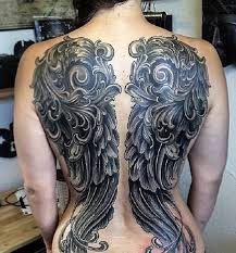 35 breathtaking wings designs and design