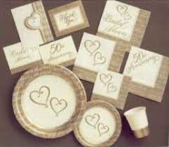 50th anniversary decorations 50th wedding anniversary best images collections hd for gadget