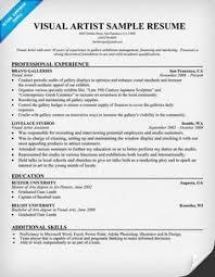 Makeup Artist Resume Sample by Sample Arts Resume Sample Art Resume Resume Cv Cover Letter Free