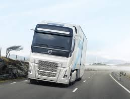 big volvo truck volvo truck concept uses 30 percent less fuel thanks to less